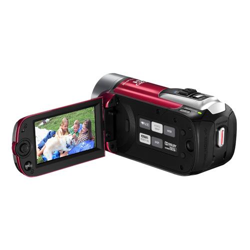 Canon LEGRIA HF R16 product photo back L