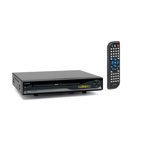Lenco DVD-225 product photo front L