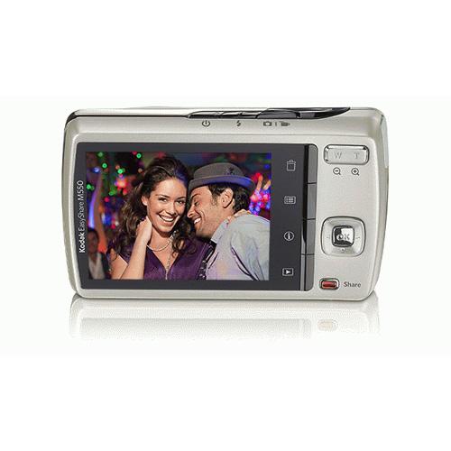 Kodak M series EasyShare M550 product photo back L