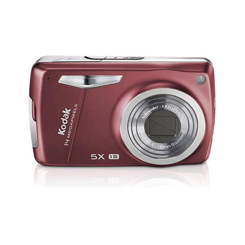 Kodak M series EasyShare M575 product photo front L