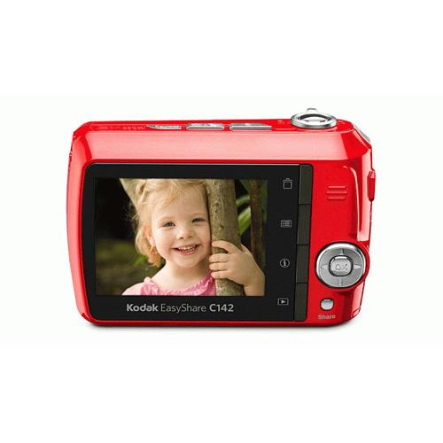 Kodak C series EasyShare C142 product.image.text.alttext back L
