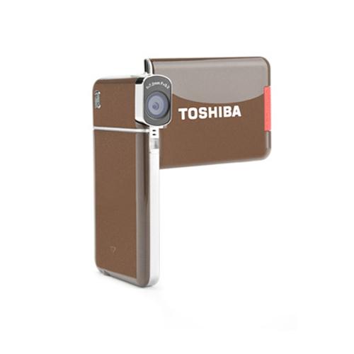 Toshiba Camileo S20 product photo front L