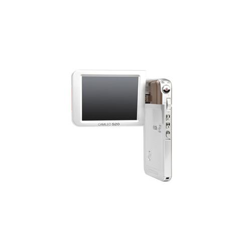 Toshiba Camileo S20 product photo back L