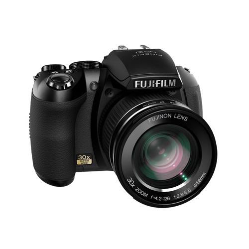 Fujifilm FinePix HS10 product photo front L