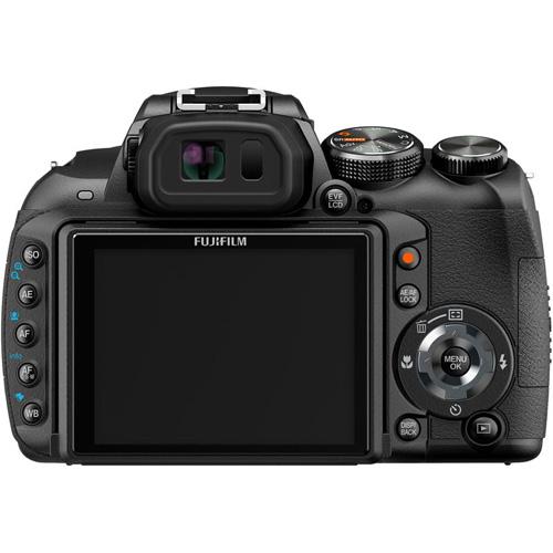 Fujifilm FinePix HS10 product photo side L