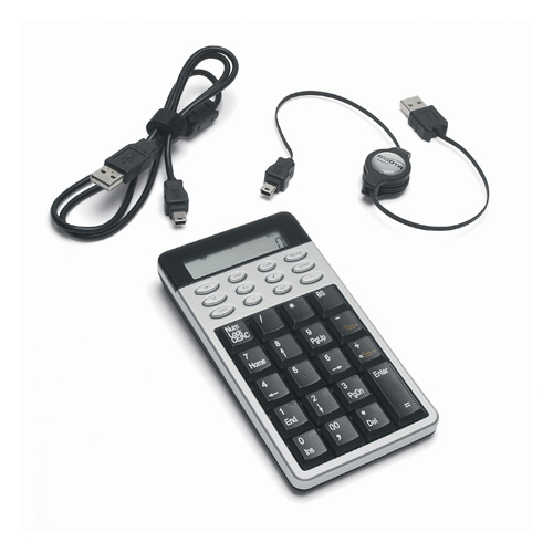 Dicota Abacus Pro product photo front L