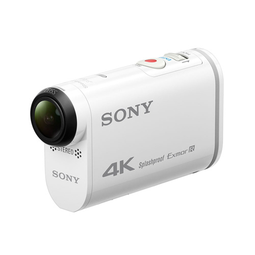 Sony FDR-X1000V product photo front L