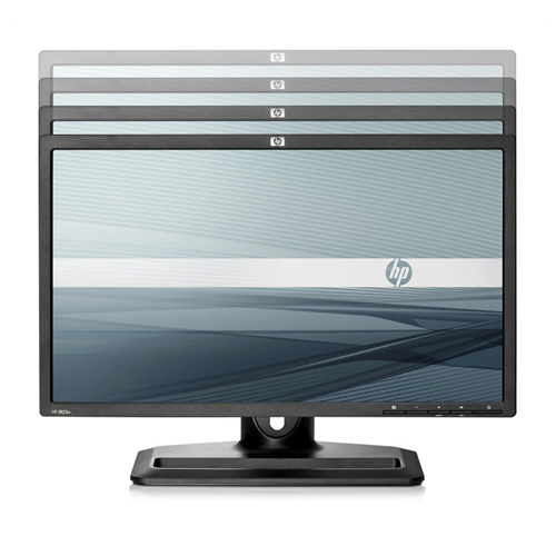HP ZR22w 21.5-inch S-IPS LCD Monitor  product photo back L