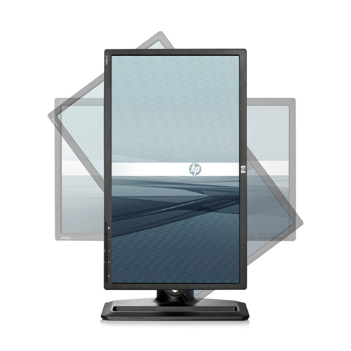 HP ZR22w 21.5-inch S-IPS LCD Monitor  product photo side L