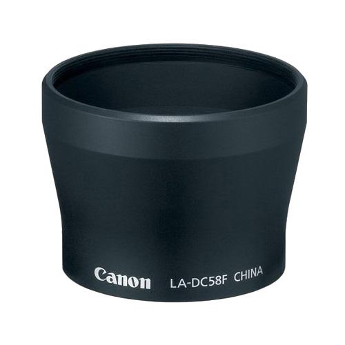 Canon LA-DC58F Conversion Lens Adapter product photo front L