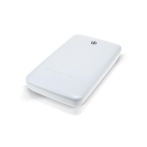 """Conceptronic 3,5"""" Harddisk Box USB product photo back L"""