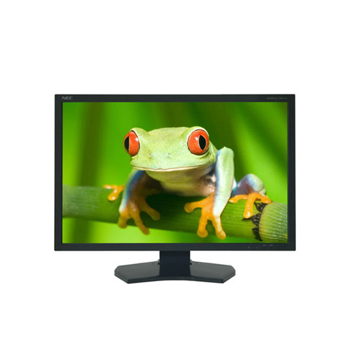 NEC PA271W product photo front L