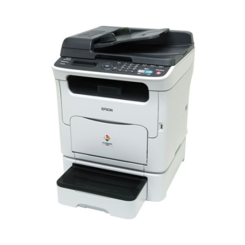 Epson Epson AcuLaser CX16DTNF product photo front L