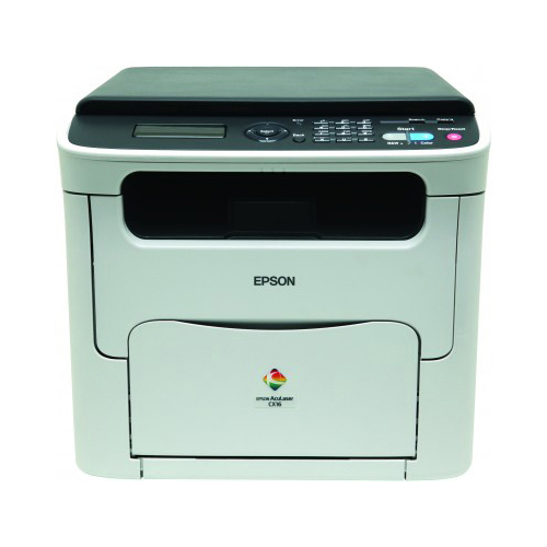 Epson Epson AcuLaser CX16DTNF product photo back L
