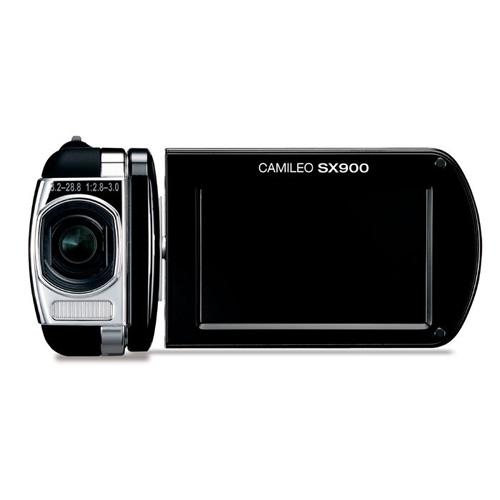 Toshiba Camileo SX900 product photo back L