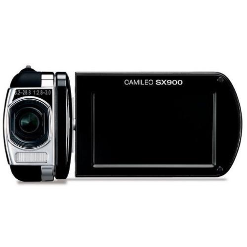 Toshiba Camileo SX500 product photo back L