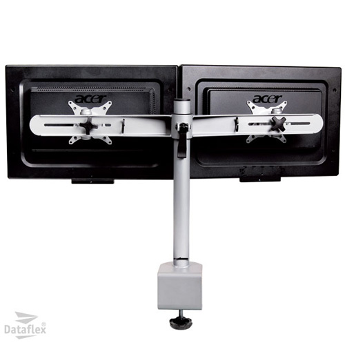 Dataflex ViewMate Ecoline Monitor Arm 262 product photo back L