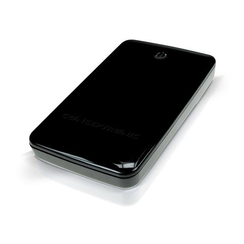 """Conceptronic 3.5"""" Harddisk Box USB 3.0 product photo back L"""