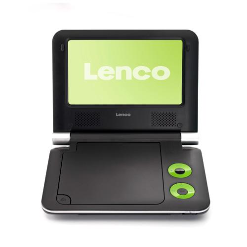 Lenco DVP-733 product photo front L