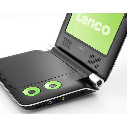 Lenco DVP-733 product photo back L