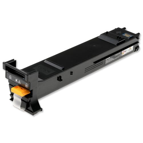 Epson Toner Black S050493 AcuBrite Capacité élevée product photo front L