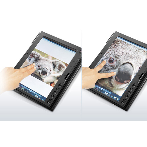Lenovo ThinkPad X201 Tablet product photo side L