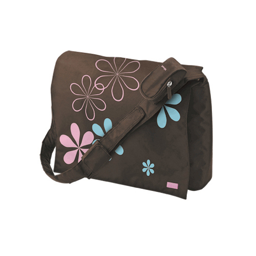 Trust Madrid 15.6'' Notebook Messenger Bag - Brown product photo front L