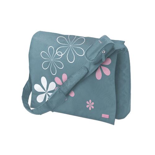Trust Madrid 15.6'' Notebook Messenger Bag - Blue product photo front L