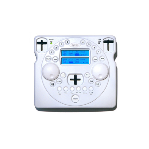 Hercules Mobile DJ MP3 product photo front L