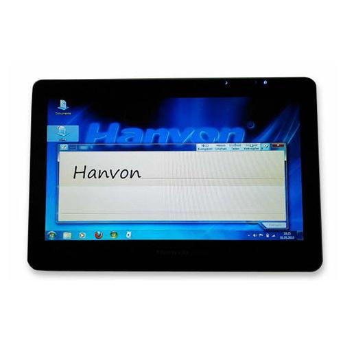Hanvon Touchpad B10 product photo back L