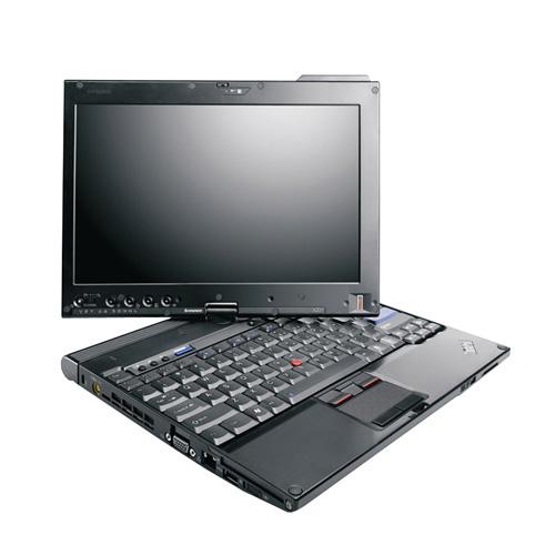Lenovo ThinkPad X201 Tablet product photo front L