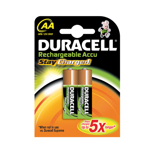 Duracell Stay Charged product photo front L