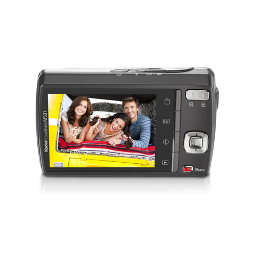 Kodak M series EasyShare M531 product.image.text.alttext back L