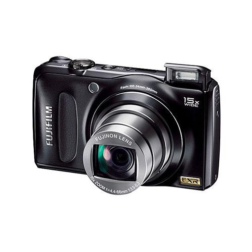 Fujifilm FinePix F300EXR product photo front L