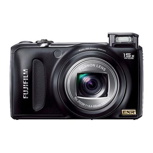 Fujifilm FinePix F300EXR product photo back L