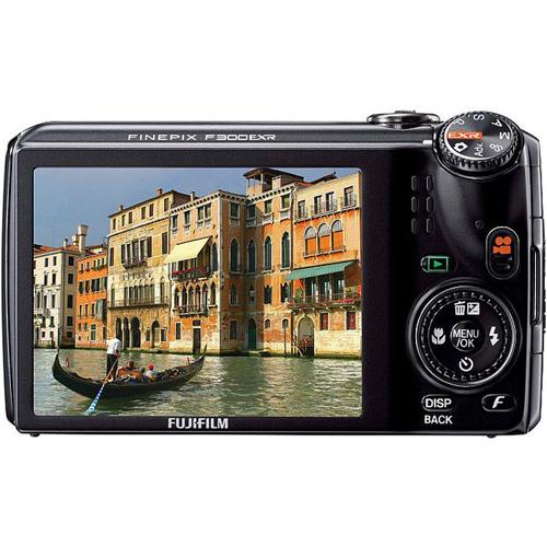 Fujifilm FinePix F300EXR product photo side L