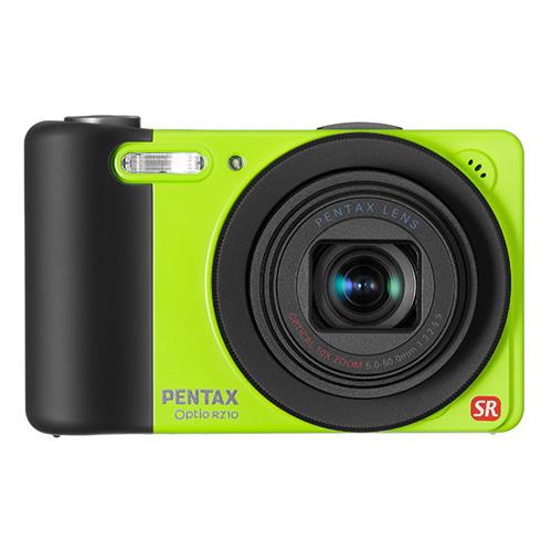 Pentax Optio RZ10 product photo back L