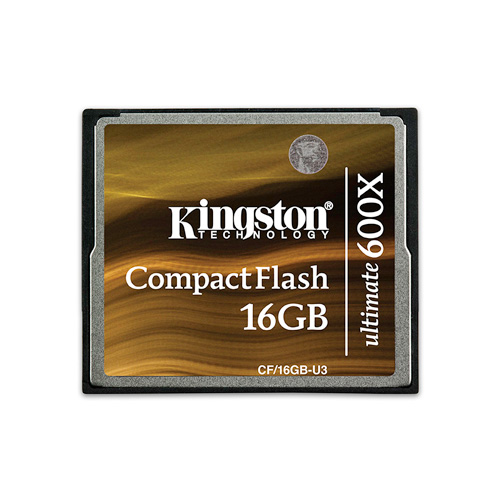 Kingston 16GB Ultimate 600x product photo front L