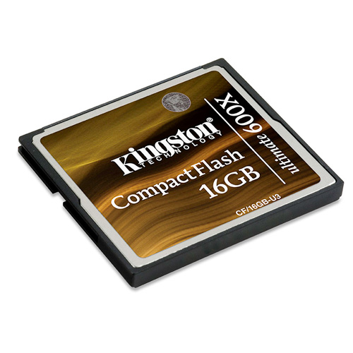 Kingston 16GB Ultimate 600x product photo back L