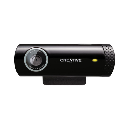 Creative Labs Live! Cam Chat HD product photo front L