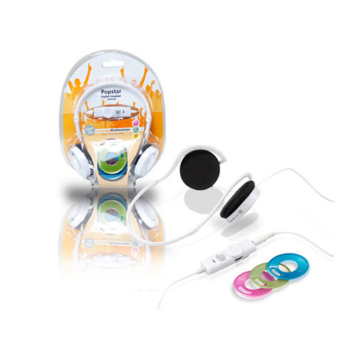 Conceptronic Stylish Headset product photo side L
