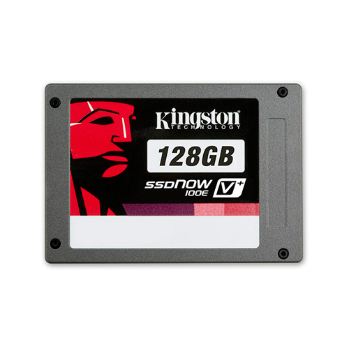 Kingston 128GB SSDNow V+100E product photo front L