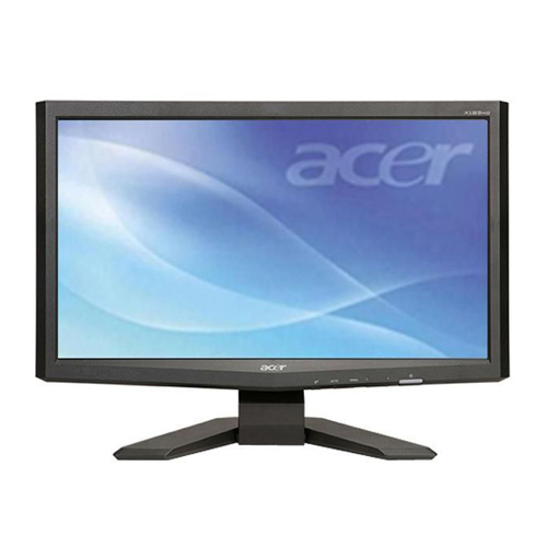 Acer X193HQlbd product photo front L