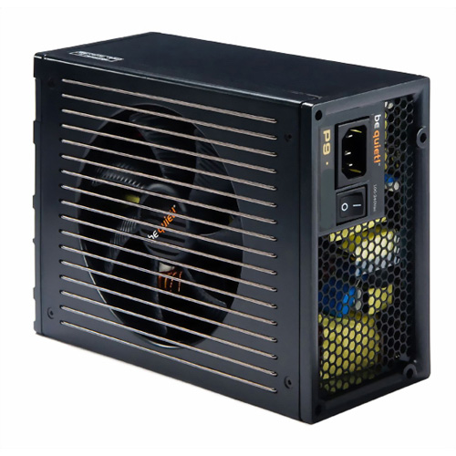 Be-Quiet Dark Power product photo side L