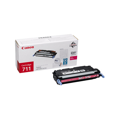 Canon Cartridge 711 Magenta product photo front L