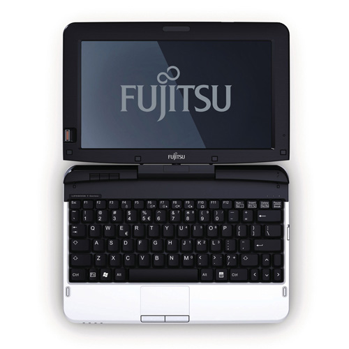 Fujitsu LIFEBOOK T tablet T580 product photo side L