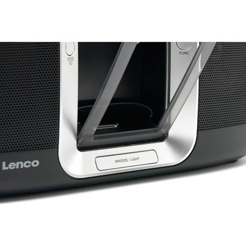 Lenco IPD-5200 product photo back L