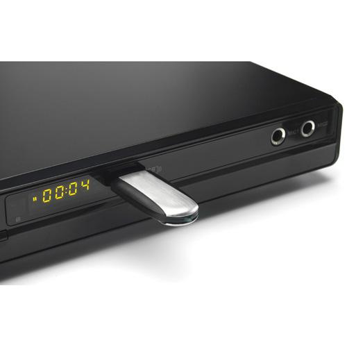 Lenco DVD-432 product photo back L