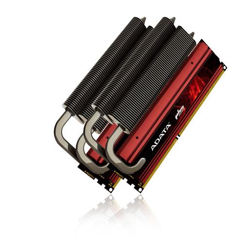 A-DATA XPG Plus V2.0, DDR3, 1600 MHz, CL8, 4GB (2GB x 2) product photo front L