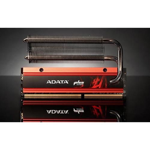 A-DATA XPG Plus V2.0, DDR3, 1600 MHz, CL8, 4GB (2GB x 2) product photo back L